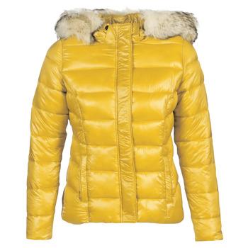 Odjeća Žene  Pernate jakne Kaporal PERLE Žuta