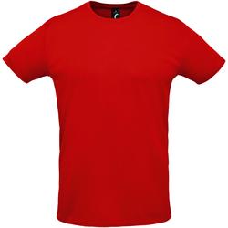 Odjeća Muškarci  Majice kratkih rukava Sols SPRINT SPORTS Rojo