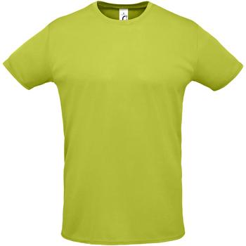 Odjeća Muškarci  Majice kratkih rukava Sols SPRINT SPORTS Verde
