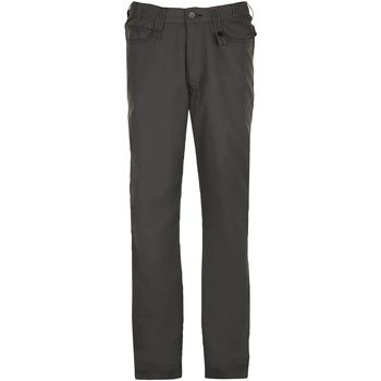 Odjeća Muškarci  Chino hlačei hlače mrkva kroja Sols SPEED PRO MULTI WORK Gris