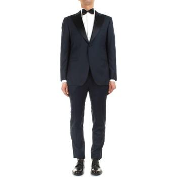 Odjeća Muškarci  Odijela Kiton UASM861K07R1504001 Blue