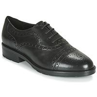 Obuća Žene  Derby cipele Geox D BETTANIE Crna