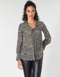 Odjeća Žene  Topovi i bluze Ikks BP13065-02 Bež / Crna