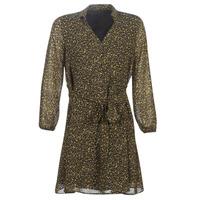 Odjeća Žene  Kratke haljine One Step RUNI Crna / Kaki