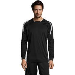 Odjeća Muškarci  Majice dugih rukava Sols AZTECA SPORTS Negro