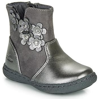 Obuća Djevojčica Čizme za grad Chicco CINEY Siva