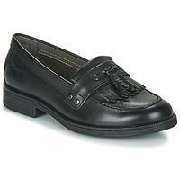 Obuća Djevojčica Derby cipele Geox JR AGATA A Crna