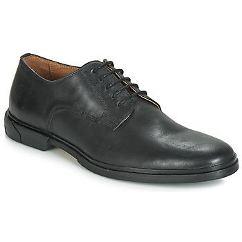 Obuća Muškarci  Derby cipele Schmoove BANK-DERBY Crna