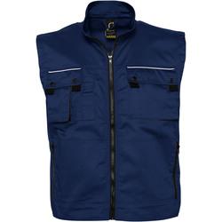 Odjeća Veste i kardigani Sols ZENITH PRO - WORK Azul