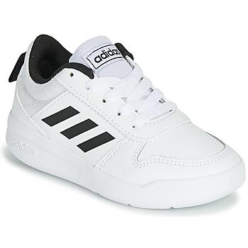 Obuća Djeca Niske tenisice adidas Performance VECTOR K Bijela / Crna