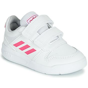 Obuća Djevojčica Niske tenisice adidas Performance VECTOR I Bijela / Ružičasta