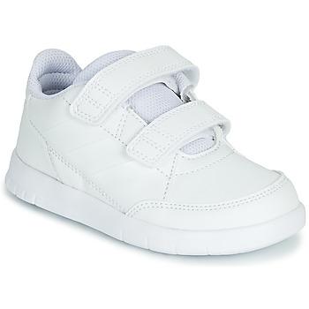Obuća Djeca Niske tenisice adidas Performance ALTASPORT CF I Bijela