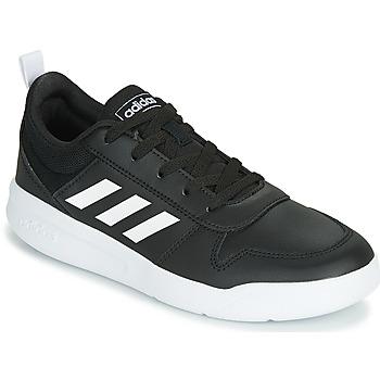 Obuća Djeca Niske tenisice adidas Performance VECTOR K Crna / Bijela