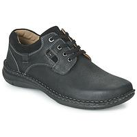 Obuća Muškarci  Derby cipele Josef Seibel ANVERS 36 Crna