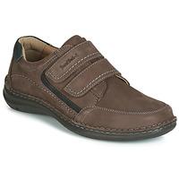Obuća Muškarci  Derby cipele Josef Seibel ANVERS 90 Smeđa
