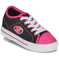 Obuća Djevojčica Obuća s kotačićima Heelys CLASSIC X2 Crna / Ružičasta