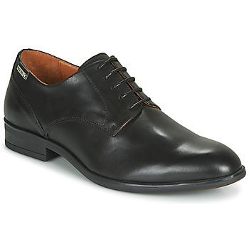 Obuća Muškarci  Derby cipele Pikolinos BRISTOL M7J Crna
