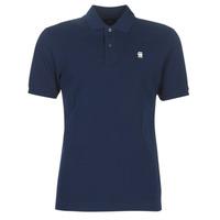 Odjeća Muškarci  Polo majice kratkih rukava G-Star Raw DUNDA SLIM POLO Blue