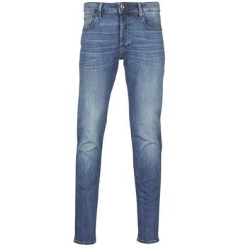 Odjeća Muškarci  Slim traperice G-Star Raw 3301 SLIM Blue / Vintage / Aged