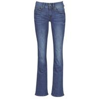 Odjeća Žene  Bootcut traperice G-Star Raw MIDGE MID BOOTCUT WMN Blue / Vybledlá / Modrá