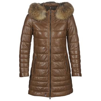 Odjeća Žene  Pernate jakne Oakwood MARY Boja konjaka