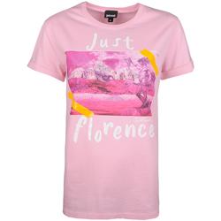 Odjeća Žene  Majice kratkih rukava Roberto Cavalli  Ružičasta