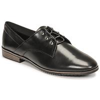 Obuća Žene  Derby cipele Tamaris LYNA Crna