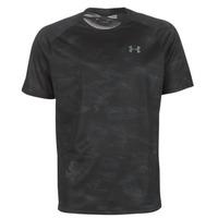 Odjeća Muškarci  Majice kratkih rukava Under Armour TECH 2.0 SS PRINTED Crna