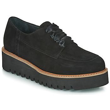 Obuća Žene  Derby cipele Myma PERLITE Crna