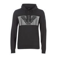 Odjeća Muškarci  Sportske majice Emporio Armani EA7 6GPM56-PJ05Z-1202 Crna
