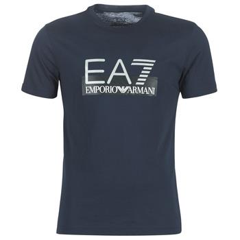 Odjeća Muškarci  Majice kratkih rukava Emporio Armani EA7 GPT81-PJM9Z-1554 Blue