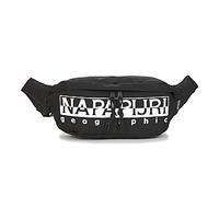 Torbe Pojasne torbice Napapijri HAPPY Crna
