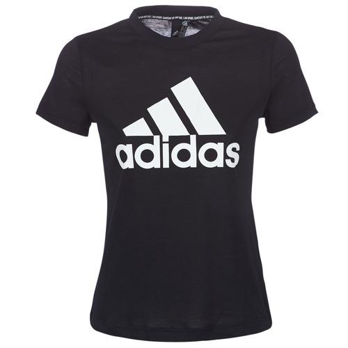 Odjeća Žene  Majice kratkih rukava adidas Performance DY7734 Crna