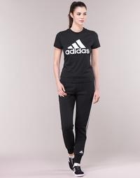 Odjeća Žene  Donji dio trenirke adidas Performance DP2417 Crna