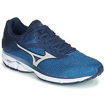 Obuća Running/Trail Mizuno WAVE RIDER 23 Blue