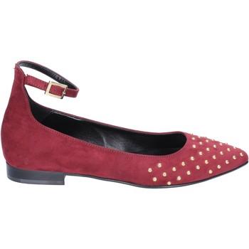 Obuća Žene  Balerinke i Mary Jane cipele Olga Rubini ballerine camoscio Bordeaux