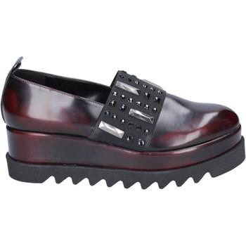 Obuća Žene  Slip-on cipele Olga Rubini slip on pelle sintetica Bordeaux