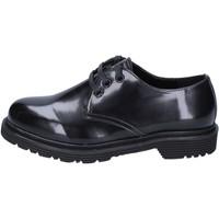 Obuća Žene  Derby cipele & Oksfordice Olga Rubini classiche pelle sintetica Nero
