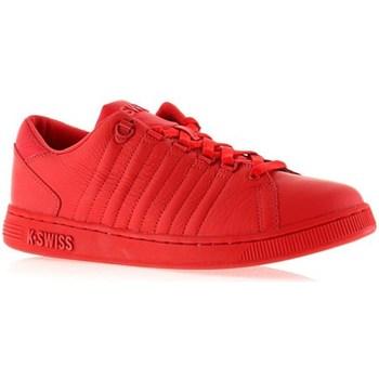 Obuća Žene  Niske tenisice K-Swiss Lozan Iii Monochrome Red