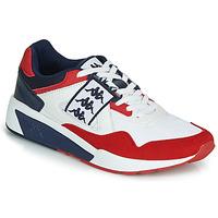 Obuća Muškarci  Niske tenisice Kappa BARSEL 2 Bijela / Red