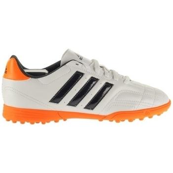 Obuća Djeca Nogomet adidas Originals Goletto IV TF J Bijela