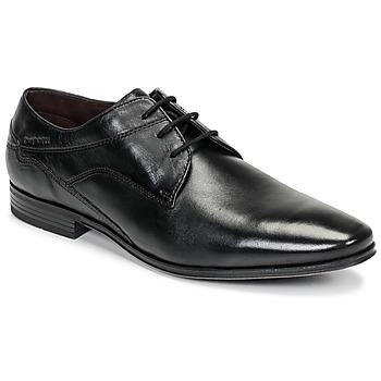 Obuća Muškarci  Derby cipele Bugatti GILES Crna