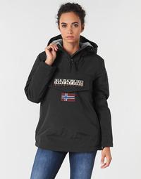 Odjeća Žene  Parke Napapijri RAINFOREST WINTER Crna