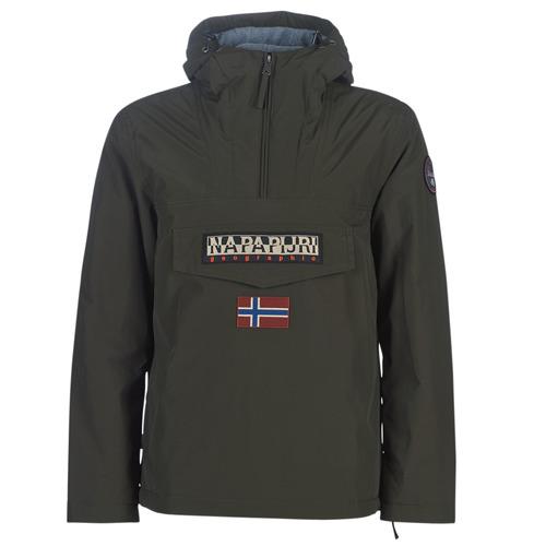 Odjeća Muškarci  Parke Napapijri RAINFOREST WINTER Kaki