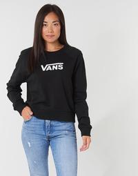 Odjeća Žene  Sportske majice Vans FLYING V FT BOXY CREW Crna