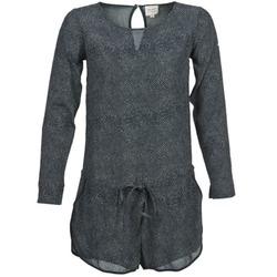 Odjeća Žene  Kombinezoni i tregerice Petite Mendigote LOUISON Crna / Siva