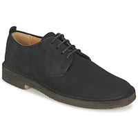 Obuća Muškarci  Derby cipele Clarks DESERT LONDON Crna