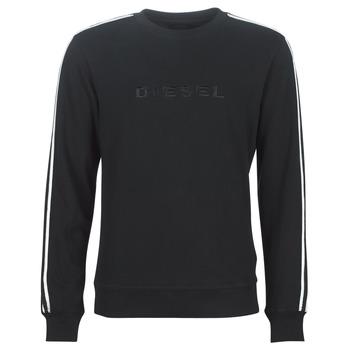 Odjeća Muškarci  Sportske majice Diesel WILLY Crna