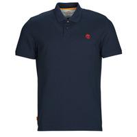 Odjeća Muškarci  Polo majice kratkih rukava Timberland SS MR Polo Slim DARK SAPPHIRE Blue