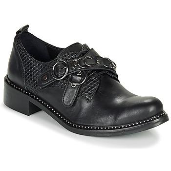 Obuća Žene  Derby cipele Regard ROABAX VA MAIA Crna